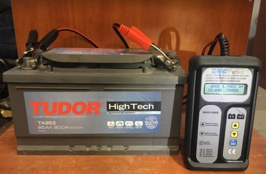 Аккумулятор Tudor High Tech TA852 85 А/ч 800 A