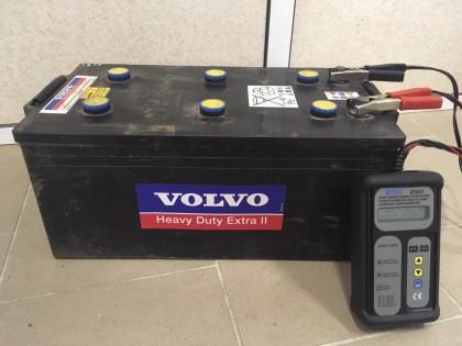 Аккумулятор Volvo 225 а/ч
