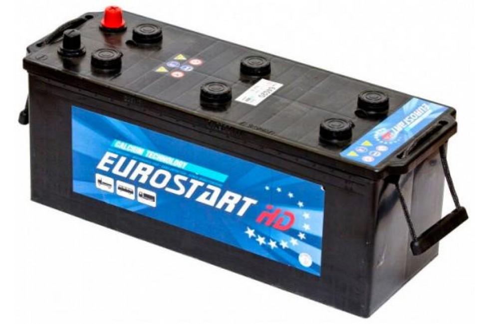 Аккумулятор Eurostart Blue 132 A/h 900A L+