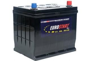 Аккумулятор Eurostart Blue ASIA 60 A/h 450A L+