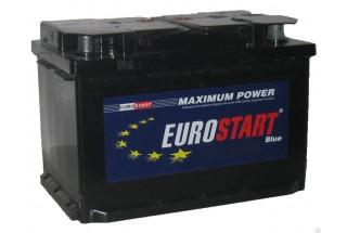 Аккумулятор Eurostart Blue 55 A/h 430А R+