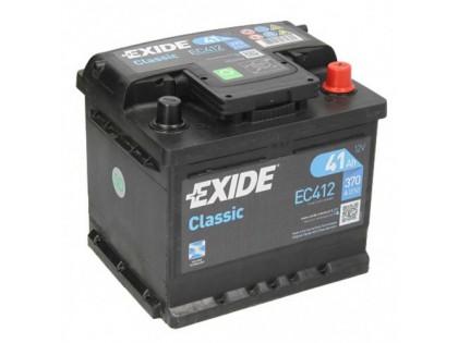 Аккумулятор Exide Classic EC412 (41 A/h), 370A R+