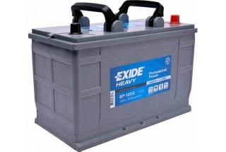 Аккумулятор Exide Professional Power EF1202 120 A/h 870A R+