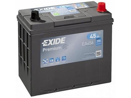 Аккумулятор Exide Premium EA456 (45 A/h), 390A R+