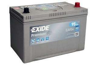 Аккумулятор Exide Premium EA954 (95 A/h), 800A R+