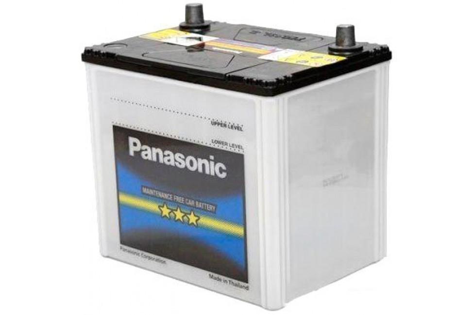 Аккумулятор Panasonic N-70D23L-FS (60 А·ч)