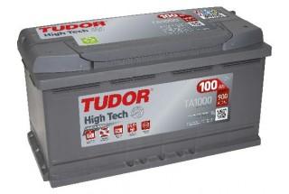 Аккумулятор Tudor High Tech TA1000 100 А/ч 900A