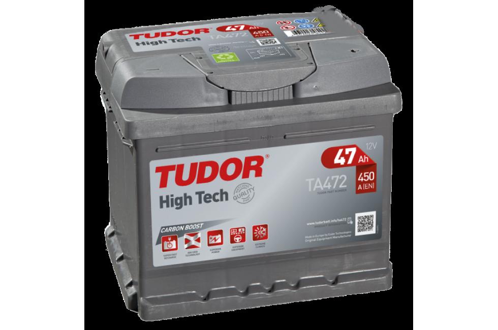 Аккумулятор Tudor High Tech TA472 47 А/ч 450A