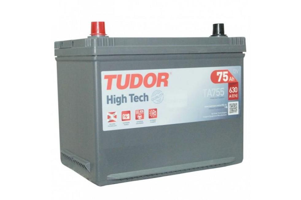 Аккумулятор Tudor High Tech Japan 75 А/ч 630A L+