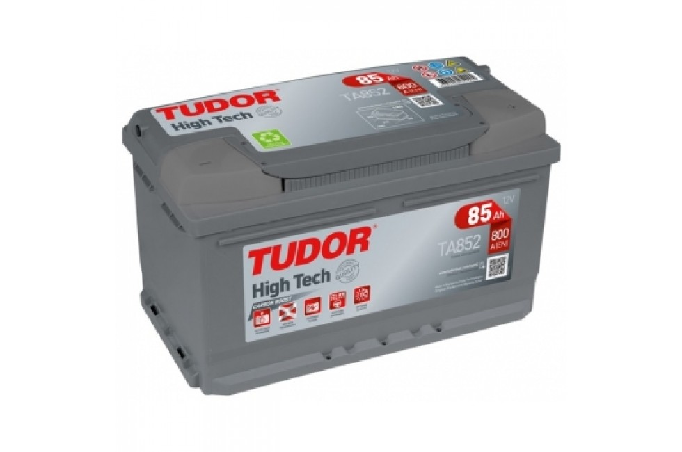Аккумулятор Tudor High Tech TA852 85 А/ч 800A