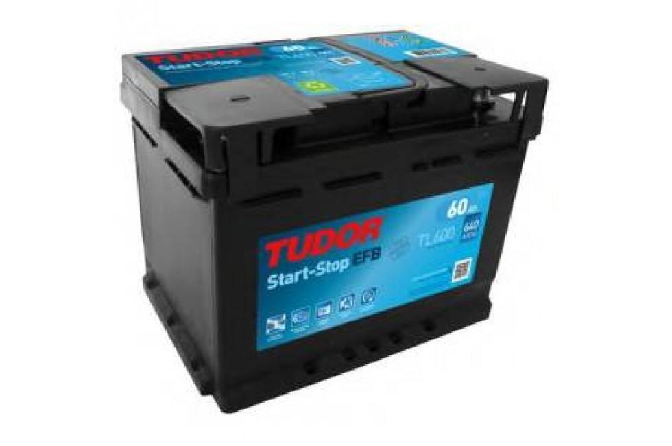 Аккумулятор TUDOR Start-Stop EFB TL600 60 A/h 640A R+