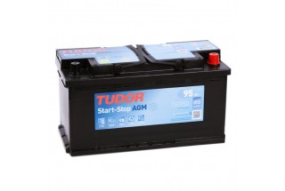 Аккумулятор TUDOR Start-Stop AGM TK950 95 A/ч 850A R+