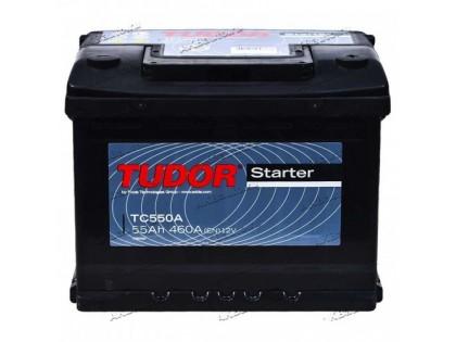 Аккумулятор Tudor Starter TC550A 55 А/ч 460A