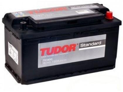 Аккумулятор TUDOR Starter TC900A 90 А/ч 720A