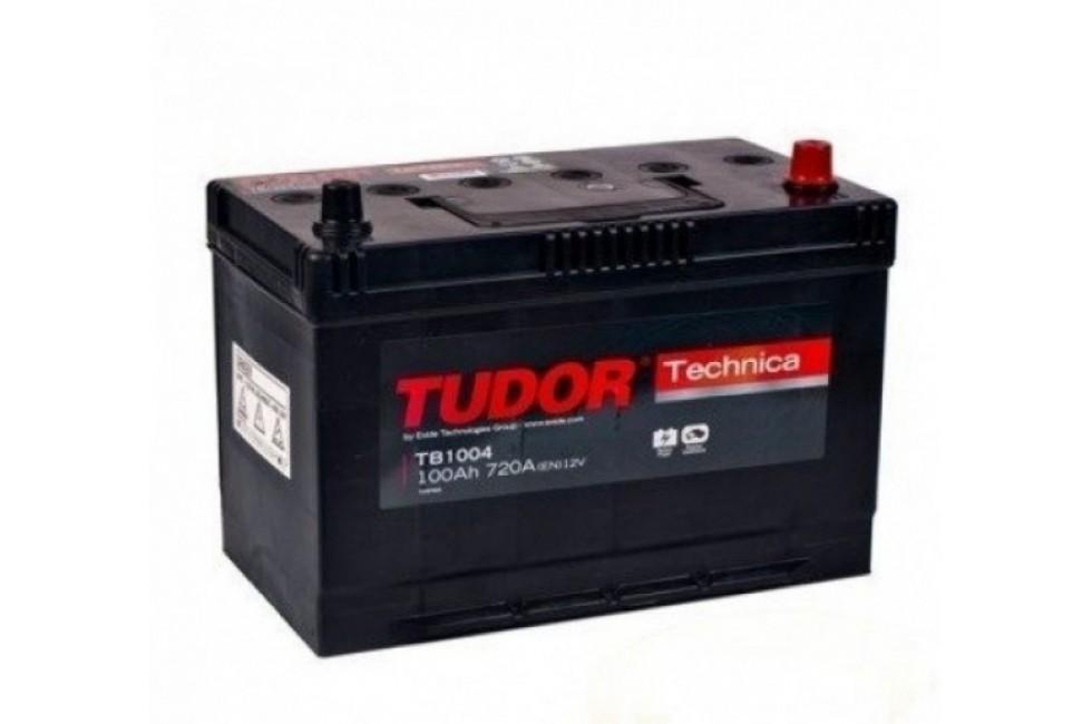 Аккумулятор Tudor Technika TB1004 100 А/ч 720A