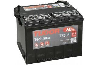 Аккумулятор Tudor Technica TB608 60 А/ч 640A