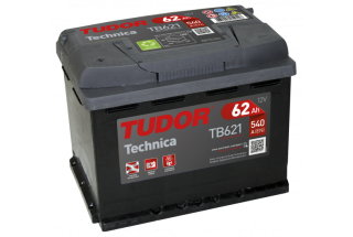 Аккумулятор Tudor Technica TB620 62 А/ч 540A