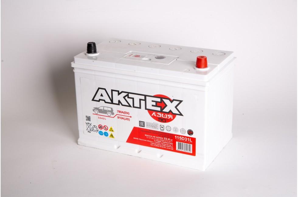 Аккумулятор АкТех Asia 6СТ-90 Евро