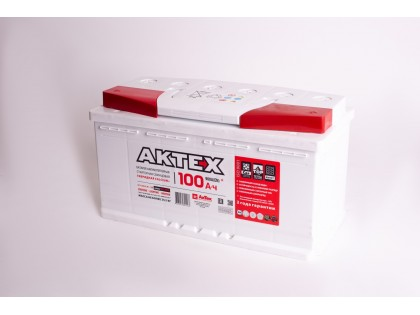 Аккумулятор АкТех Classic 6СТ-100 Евро