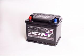 Аккумулятор АкТех Aktive Frost 6СТ-60