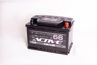 Аккумулятор АкТех Active Frost 6СТ-66 Евро