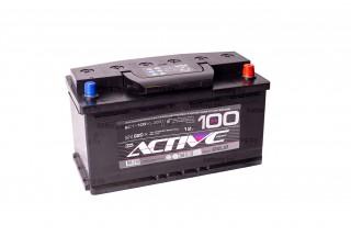 Аккумулятор АкТех Aktive Frost 6СТ-100 Евро
