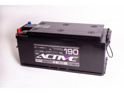 Аккумулятор АкТех Active Frost 6СТ-190