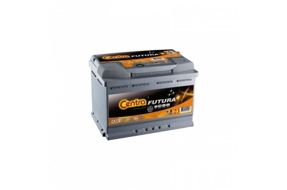 Аккумулятор Centra Futura CA770 77 А/ч 760A R+