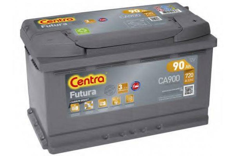 Аккумулятор Centra Futura CA900 90 A/h 720А R+