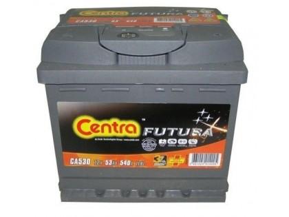Аккумулятор Centra Futura CA530 53 А/ч 540A R+