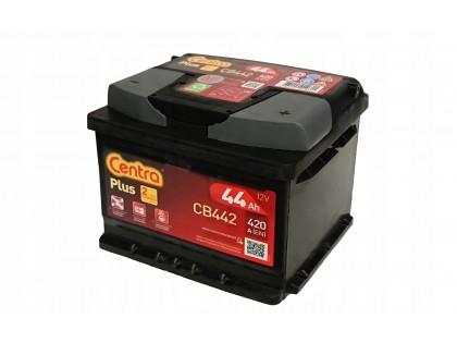 Аккумулятор Centra Plus CB442 44 А/ч 420A R+