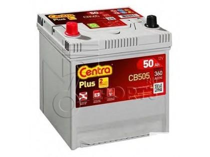 Аккумулятор Centra Plus CB505 50 А/ч 360A L+
