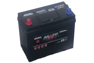 Аккумулятор MAFF Premium Asia 45 A/h 400А R+/L+