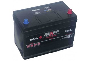 Аккумулятор MAFF Premium Asia 100 A/h 850А R+/L+