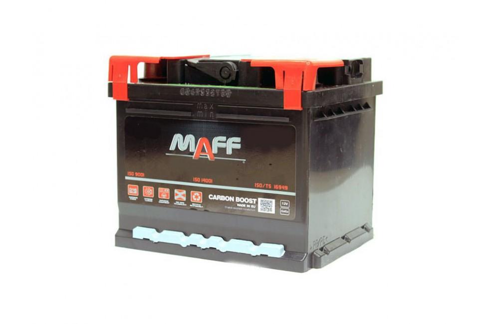 Аккумулятор MAFF Premium 55 A/h 480А R+ низкий