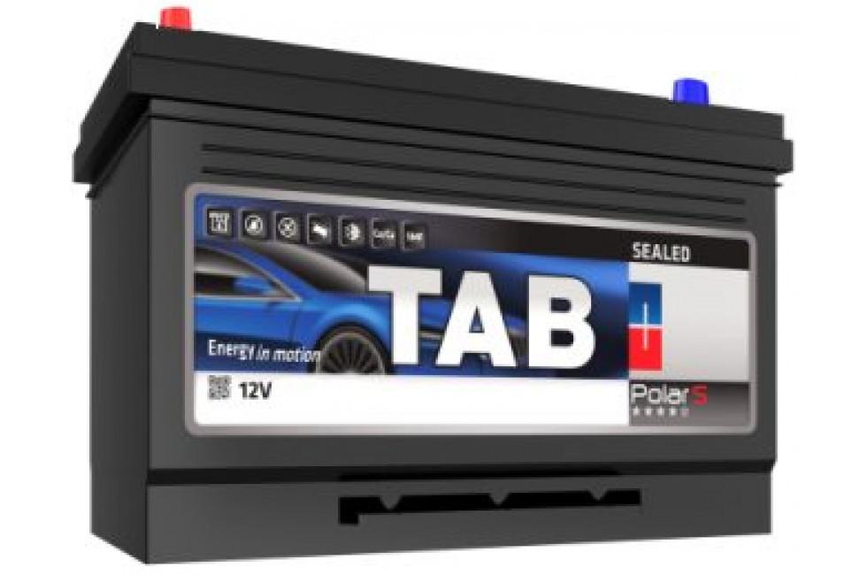 Аккумулятор Tab PolarS 75 A/h Азия L+