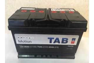 Аккумулятор TAB Motion Pasted 75 R