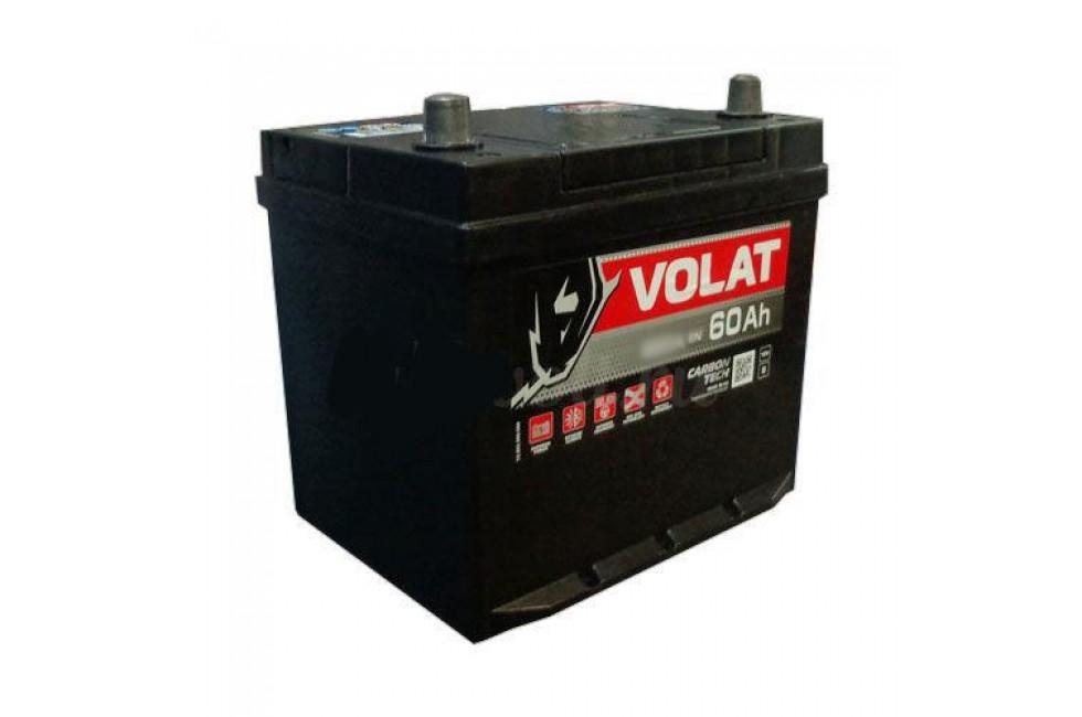 Аккумулятор VOLAT Ultra ASIA 60 A/h 560A L+