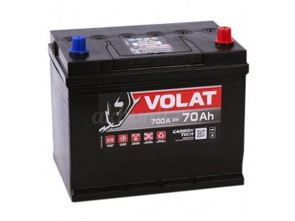 Аккумулятор VOLAT Ultra ASIA 70 A/h 700A R+
