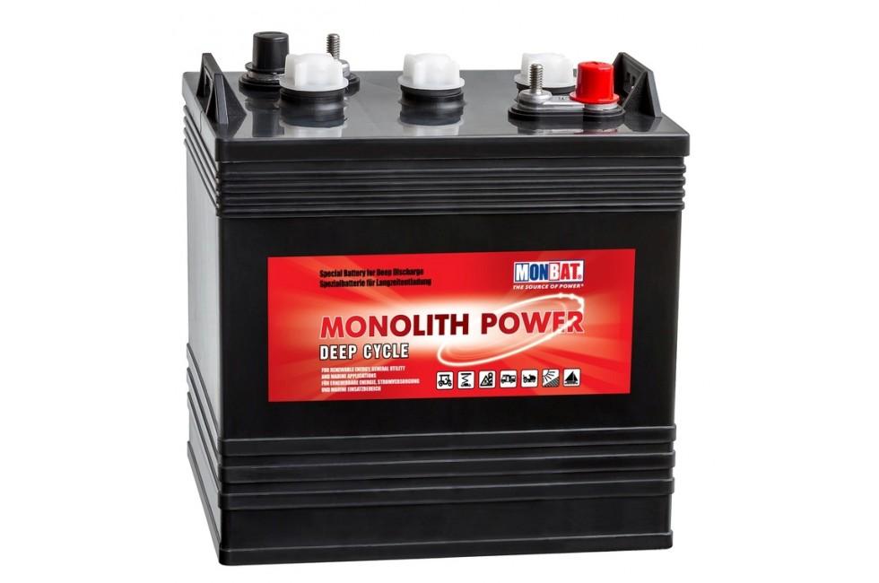 Аккумулятор MONBAT Monolith Deep Cycle 210/175