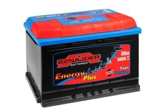 Аккумулятор SZNAJDER Energy 80 R