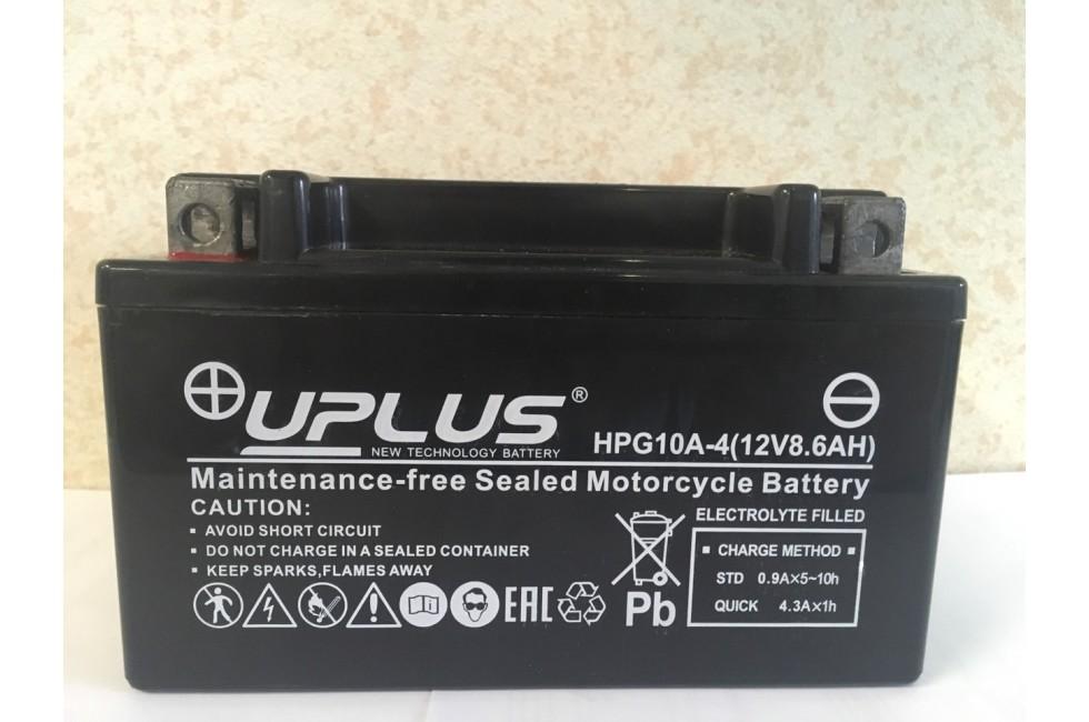 Аккумулятор UPLUS HPG10А-4