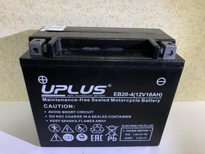 Аккумулятор UPLUS Super Star EB20-4 (18Ah) L+