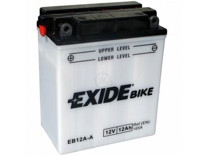 Аккумулятор Exide EB12A-A (12 A/h), 165А L+