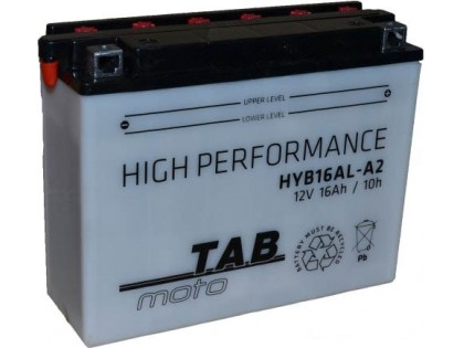 Аккумулятор TAB YB16АL-A2 (16 А·ч)