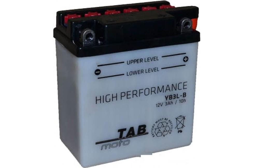 Аккумулятор TAB YB3L-B (3 А·ч)