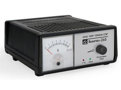 Автоматическое зарядное устройство ВЫМПЕЛ-265