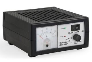 Автоматическое зарядное устройство ВЫМПЕЛ-32