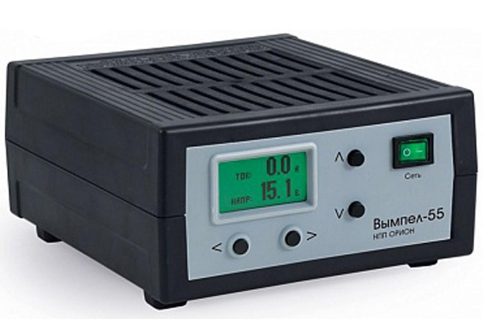 Автоматическое зарядно-предпусковое устройство ВЫМПЕЛ-55