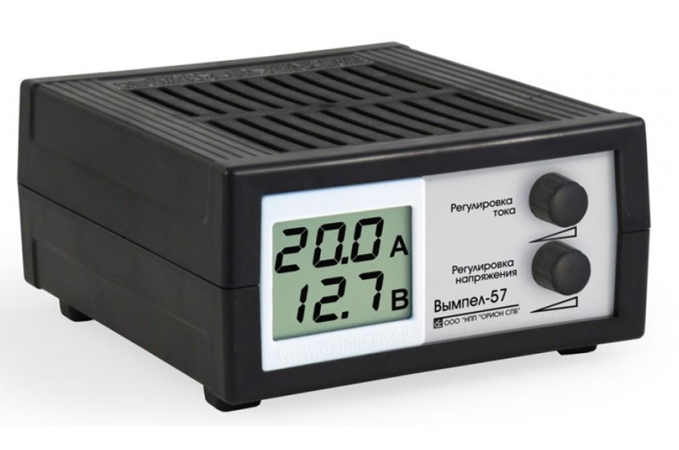 Автоматическое зарядно-предпусковое устройство ВЫМПЕЛ-57